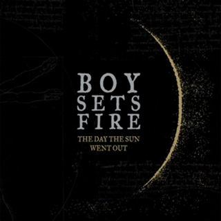 Boy Sets Fire - the day the sun went out Digipack CD