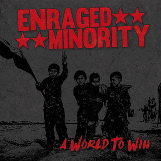 Enraged Minority - a world to win LP+DLC