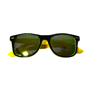 Coretex - crtx logo yellow sunglasses