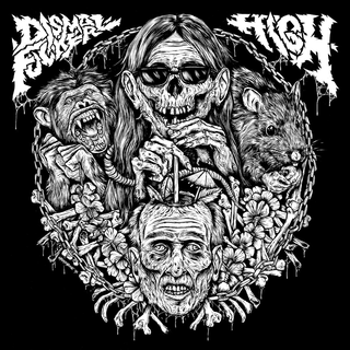 Dismalfucker / HIGH - split
