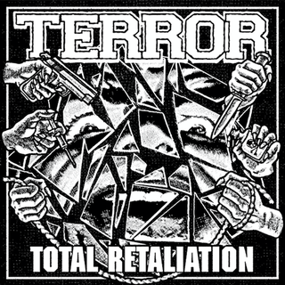 Terror - total retaliation black LP