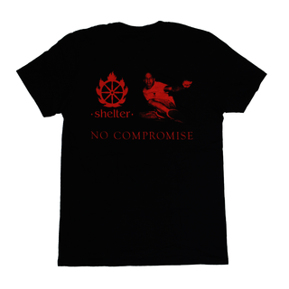 Shelter - no compromise black