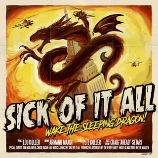 Sick Of It All - wake the sleeping dragon! CD