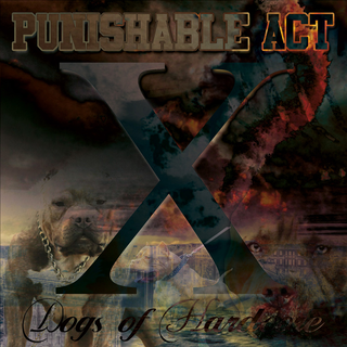 Punishable Act - x CD