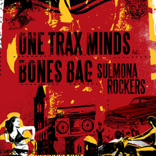 One Trax Minds / Bones Bag - split