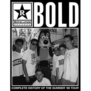 Bold: Complete History Of The Summer 89 Tour