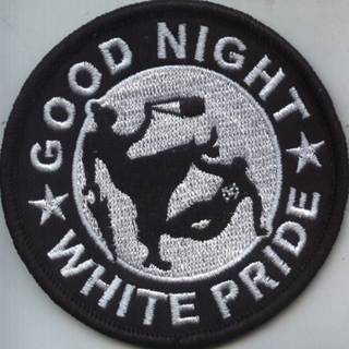 Good Night White Pride - grandma