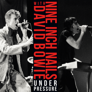 Nine Inch Nails With David Bowie - under pressure