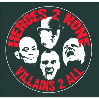 Heroes 2 None - villains 2 all