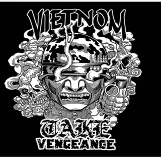 Vietnom / Take Vengeance - split blue black smoke 7+DLC