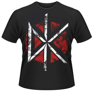 Dead Kennedys - distressed logo