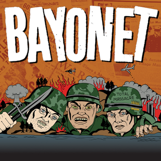 Bayonet - total massacre