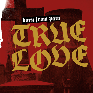 Born From Pain - true love CD