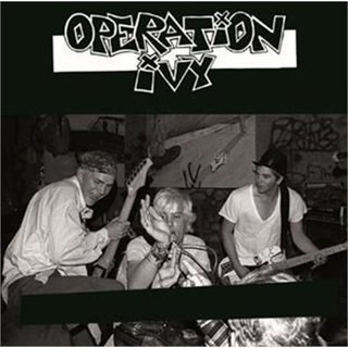 Operation Ivy - bring me back up live from KSPC radio