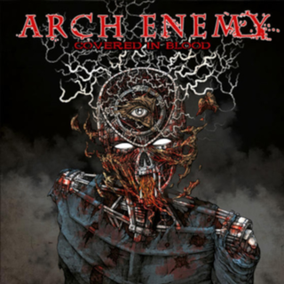Arch Enemy - covered in blood 2xLP