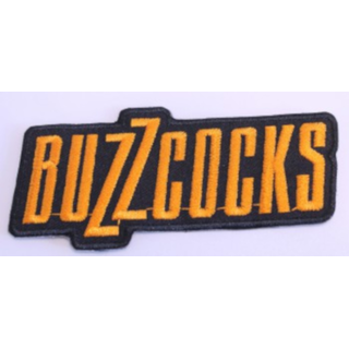 Buzzcocks - logo orange/black