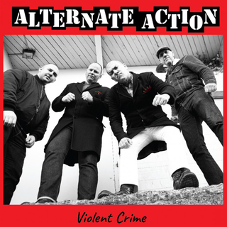 Alternate Action - violent crime silver 12