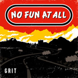 No Fun At All - grit black LP
