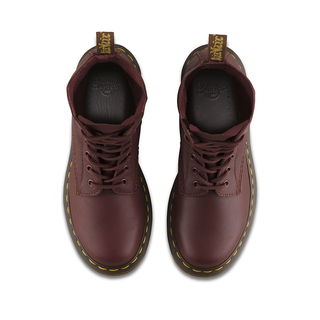 Dr. Martens - 1460 pascal cherry red virginia 8-eye boot
