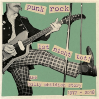 Billy Childish - punk rock ist nicht tot