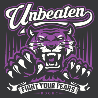 Unbeaten - fight your fears