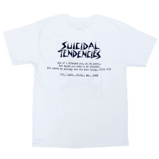 Suicidal Tendencies - charlie white