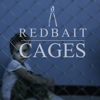 Redbait - cages pink 7