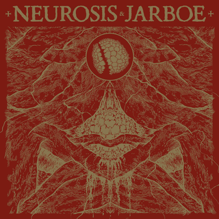 Neurosis & Jarboe - same ltd. silver black swirl LP