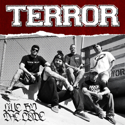 Terror - live by the code PRE-ORDER