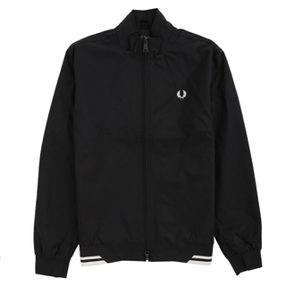 Fred Perry - The Brentham Jacket J100 black 102