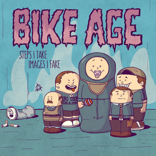 Bike Age - steps i take-images i fake