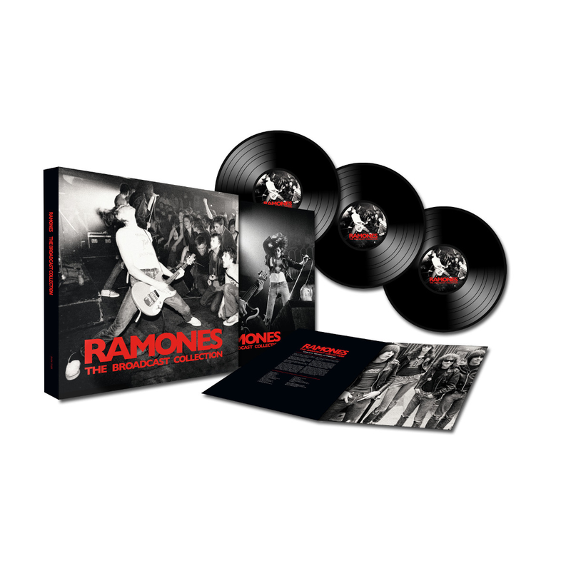 Order60 Broadcast Pre Ramones The 69 Collection trhsCdQ