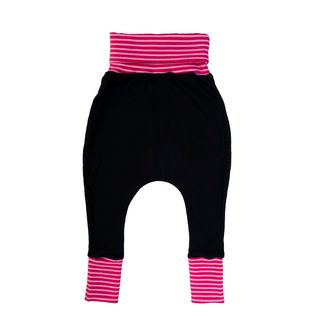 Welcome To Kreuzberg - knuckles black/pink stripes