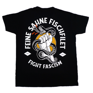 Feine Sahne Fischfilet - fight fascism
