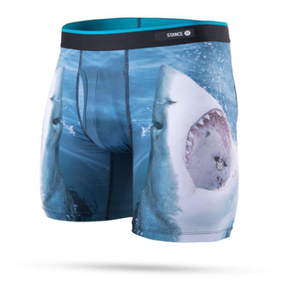 Stance - the boxer brief shark tooth