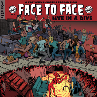Face To Face - live in a dive PRE-ORDER