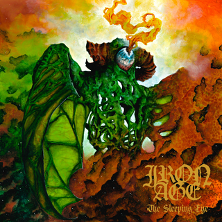 Iron Age - the sleeping eye (10th anniversary) CD