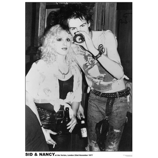 Sex Pistols - sid n nancy
