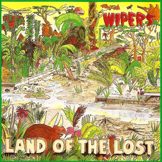 Wipers - land of the lost