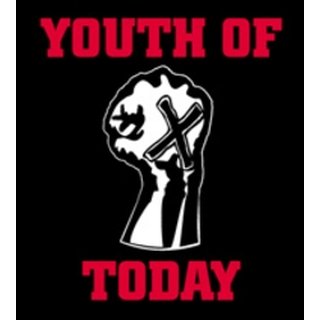 Youth Of Today - fist Sticker
