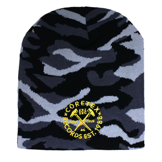 Coretex - stay true grey camo/yellow