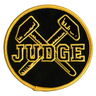 Judge - logo