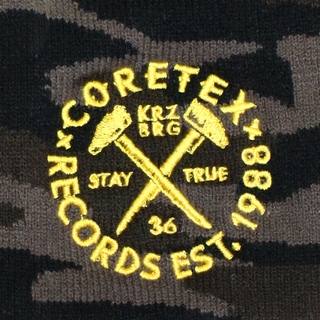 Coretex - stay true camo/yellow