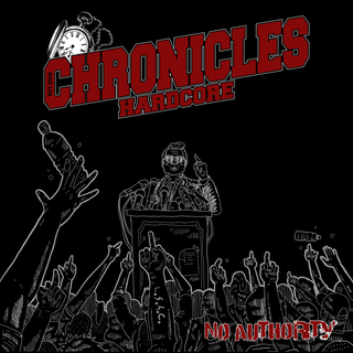 Chronicles - no authority