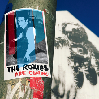 Roxies, The - are coming