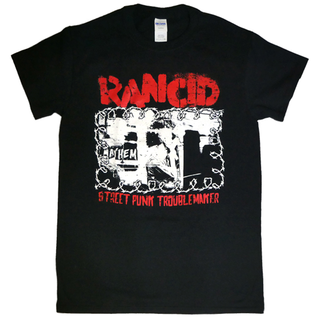 Rancid - street punk trouble maker