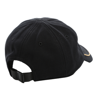 Fred Perry - blocked pique cap HW8640 black/champagne 157