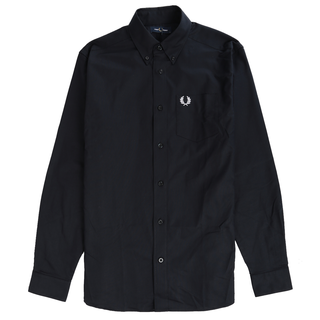 Fred Perry - oxford Shirt M8501 navy 608