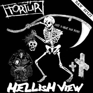 Hellish View / Tortür - raw split