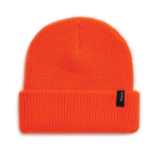 Brixton - heist athletic orange